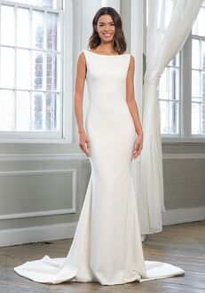 THEIA 890658 Mermaid Wedding Dress