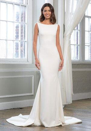 THEIA 890658 Mermaid Wedding Dress