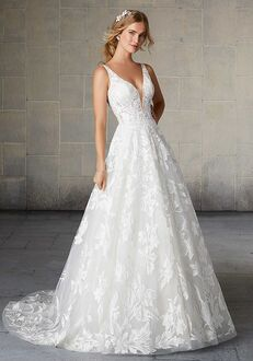 Morilee by Madeline Gardner Sheila 2135 A-Line Wedding Dress