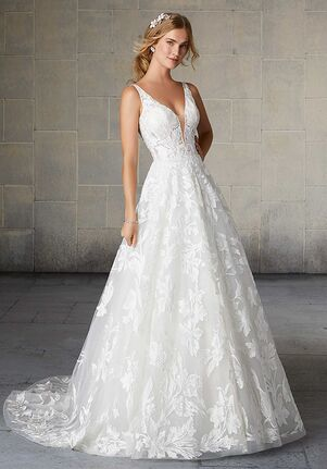 Morilee by Madeline Gardner Sheila 2135 A-Line Wedding Dress