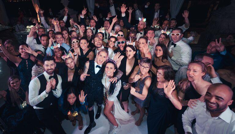 ali ashlyn wedding