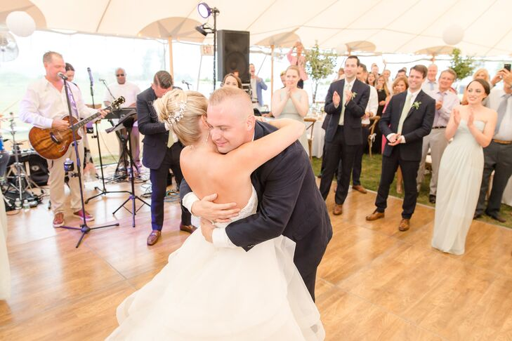 First Dance with Live Band