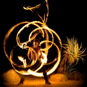 Salt Lake City, UT Fire Dancer | ZOR