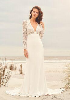 Lillian West 66096 Mermaid Wedding Dress