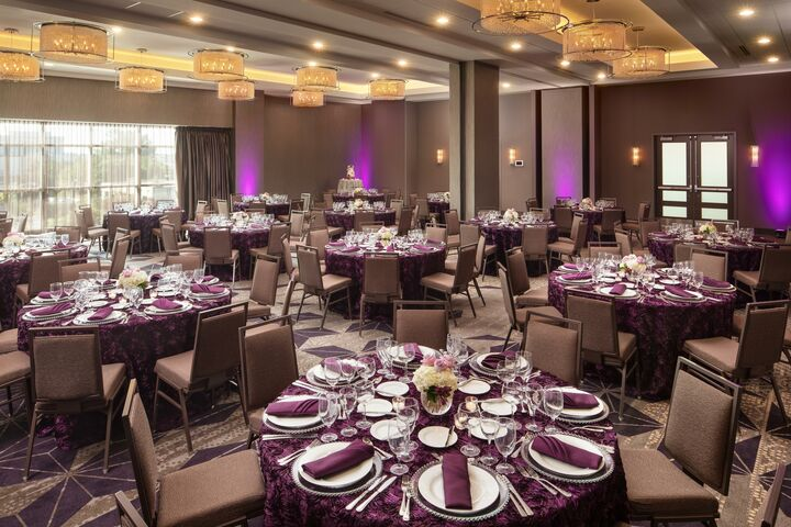 Embassy Suites By Hilton Charlotte Uptown Reception