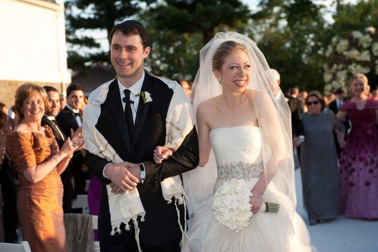 chelsea clinton wedding