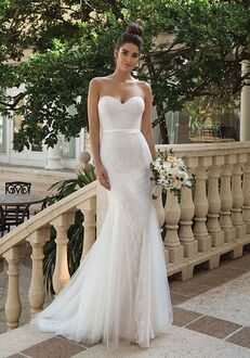 Sincerity Bridal 44071 Sheath Wedding Dress