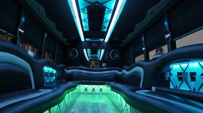 MANE Limousine & Party Bus