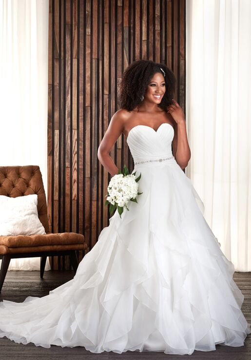 Bonny By Bonny Bridal 706 Wedding Dress The Knot