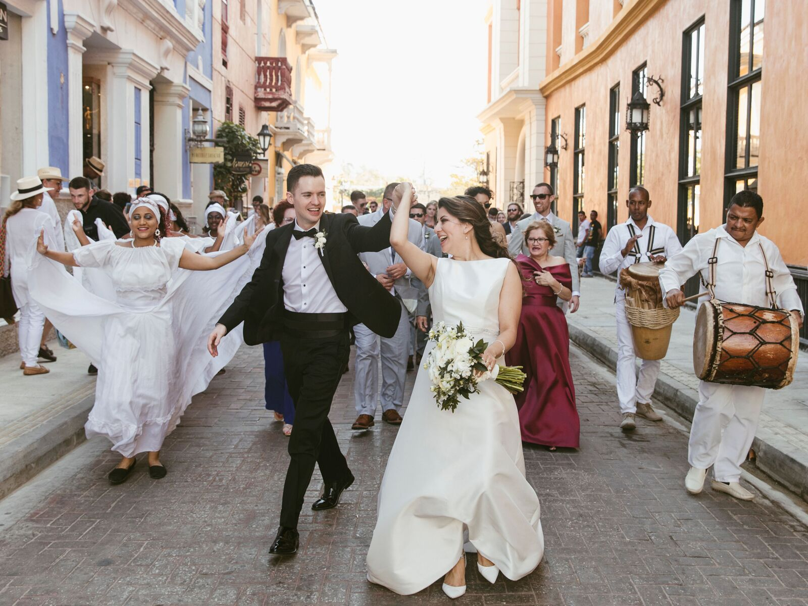 This Is How Much It Costs To Get Married Around The World