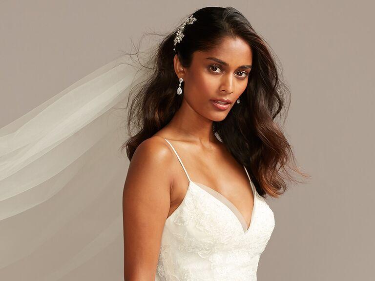 David's Bridal Spring 2020 Wedding Dresses