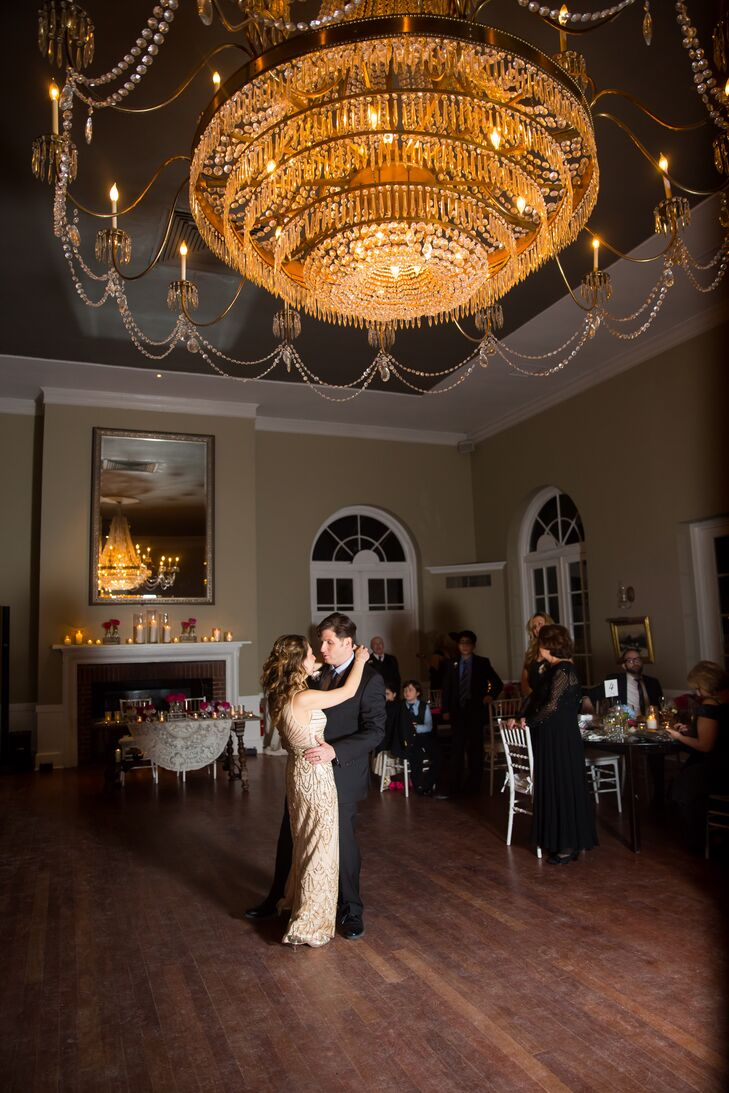 Galina and Andrew's First Dance