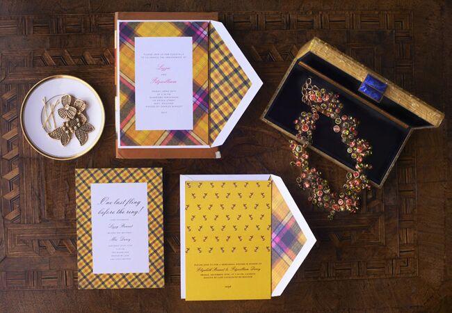 Seen The New Paperless Post Invites By Oscar de la Renta