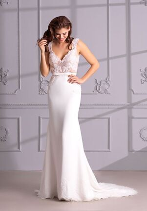 Maison Signore for Kleinfeld Lisa Wedding Dress