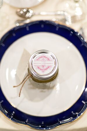 Homemade Chimichurri Sauce Wedding Favors