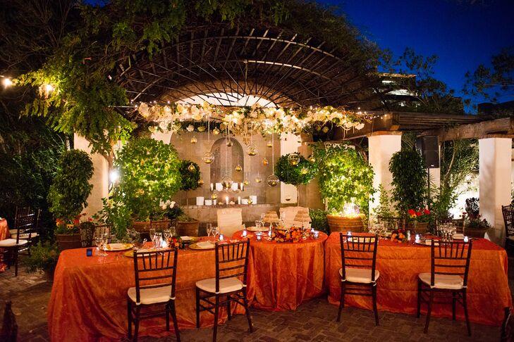 Stillwell House and Garden Courtyard Reception