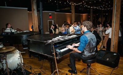 Rock and Roll Pianos