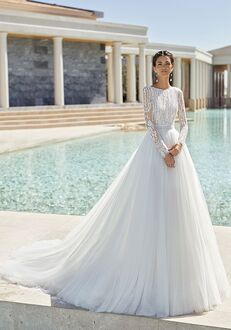 Rosa Clara Couture SEOUL Ball Gown Wedding Dress