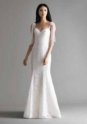 Ti Adora by Allison Webb Mercer Sheath Wedding Dress