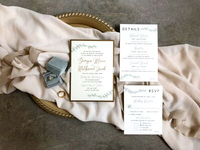 Invitations Paper In St Louis Mo The Knot