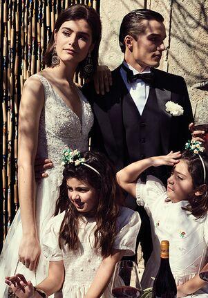 Justin Alexander 88112 A-Line Wedding Dress