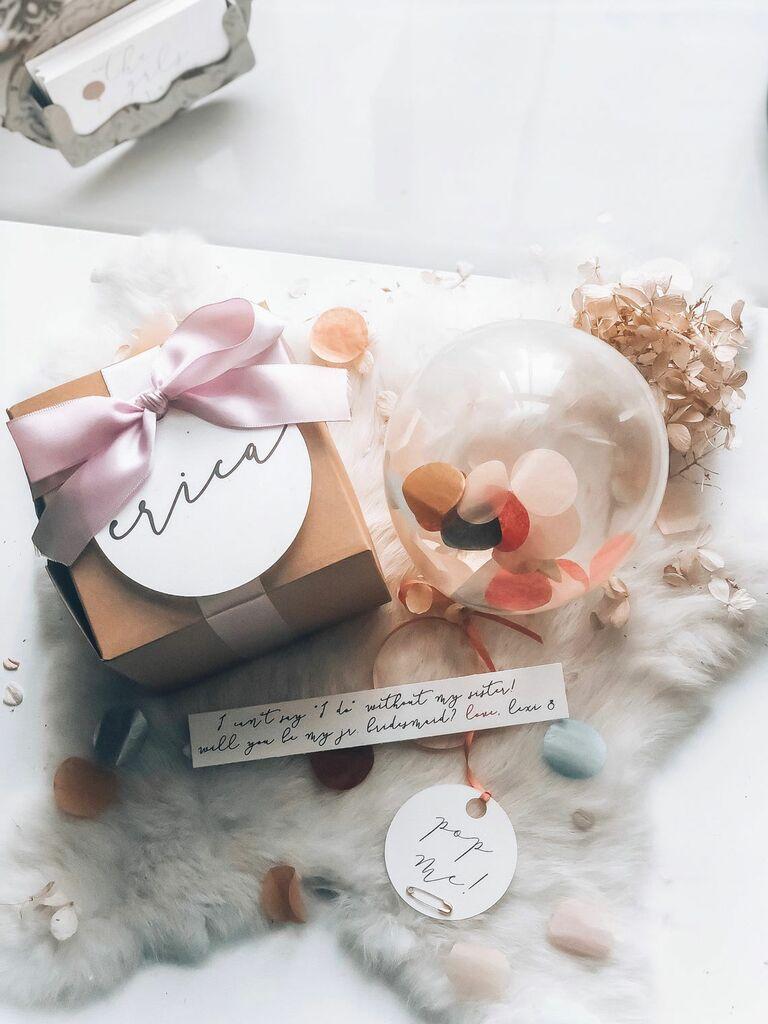 diy balloon proposal kit