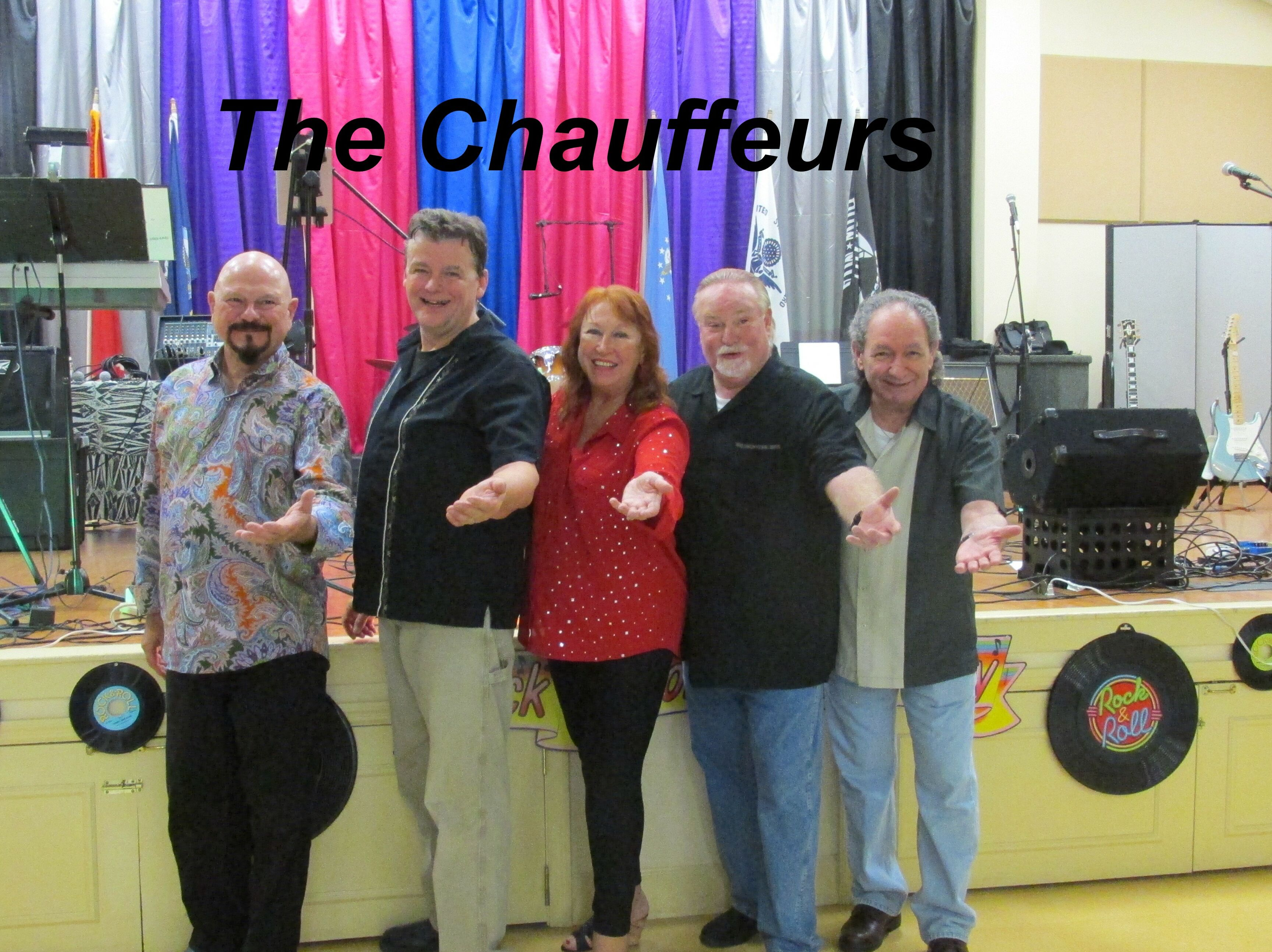 The Chauffeurs - Oldies Band - Lady Lake, FL