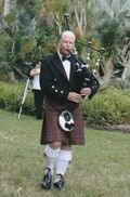 Marion, NC Celtic Bagpipes | Gordon Warburton