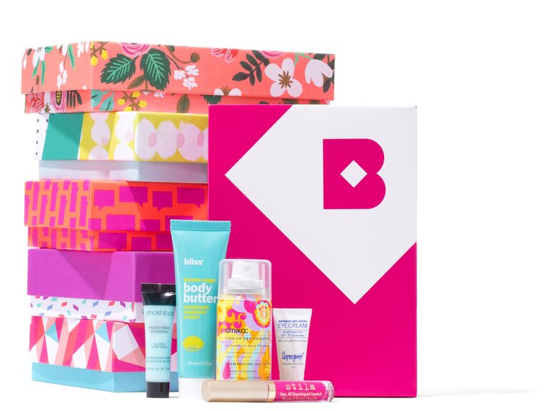 30 bridal shower gift ideas birchbox bridal shower gift idea junglespirit Images