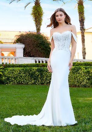 Adrianna Papell Platinum 31190 Wedding Dress