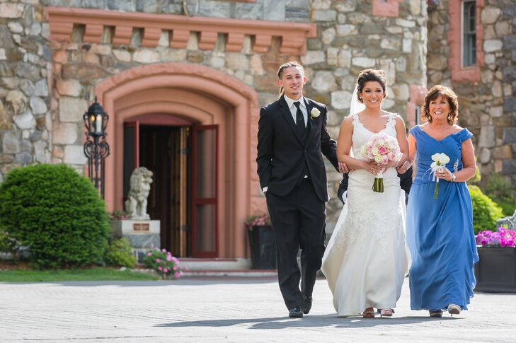 Searles Castle Ceremony Processional