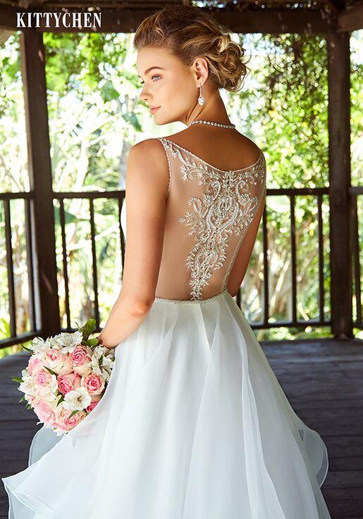 KITTYCHEN CHALITA, H1960 Ball Gown Wedding Dress