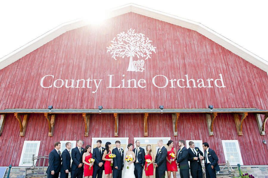 County Line Orchard Hobart In