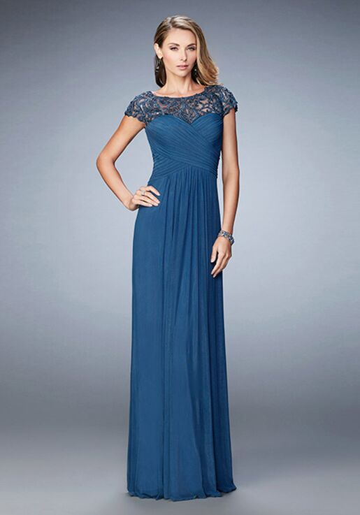29b50a539a La Femme Evening 23077 Mother Of The Bride Dress - The Knot