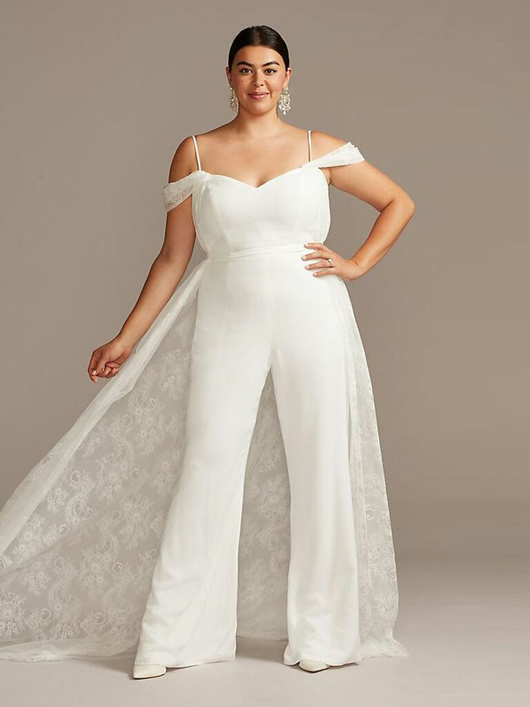 33 Bridal Jumpsuits And Wedding Pantsuits For Any Style