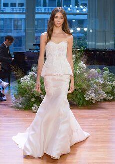 Monique Lhuillier Faithful Mermaid Wedding Dress
