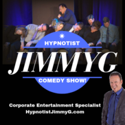 Detroit, MI Hypnotist | Hypnotist JimmyG! Clean Comedy Entertainment