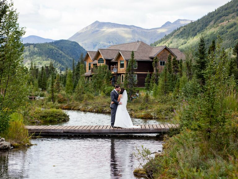 Outdoor Wedding Venues Inn and Tern Lake