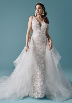 Maggie Sottero CALLAN Sheath Wedding Dress