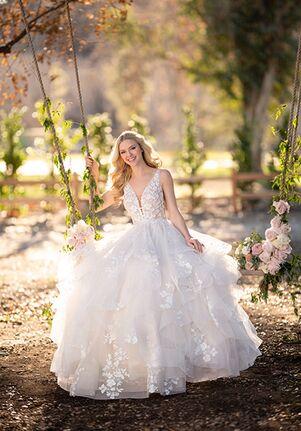 Martina Liana 1105 Ball Gown Wedding Dress
