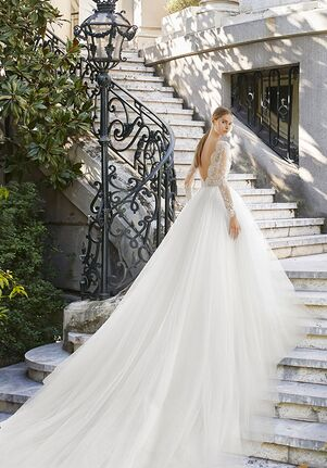 Rosa Clara Couture NIHER Ball Gown Wedding Dress