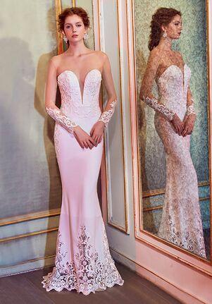 Calla Blanche 18126 Layla Sheath Wedding Dress