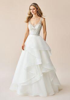 Simply Val Stefani S2056 Top / S2066 Skirt Ball Gown Wedding Dress