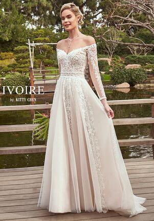 IVOIRE by KITTY CHEN KIANA, V2016 A-Line Wedding Dress