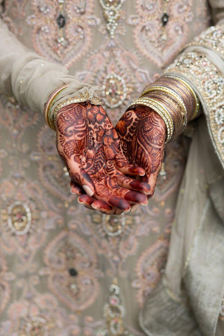 A Modern Pakistani Wedding in Wellesley, MA