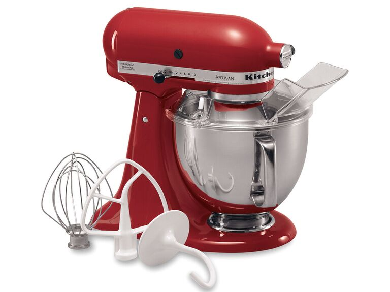 Long-distance dad gifts kitchenaid stand mixer