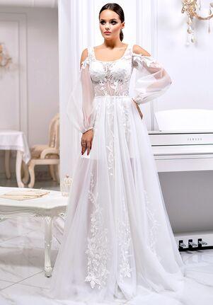 DevotionDresses jacqueline-1 A-Line Wedding Dress