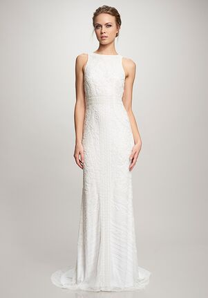 THEIA 890278 Sheath Wedding Dress