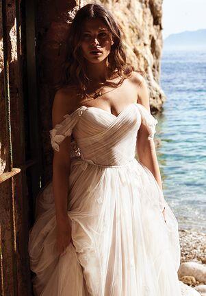 Lillian West 66110 A-Line Wedding Dress