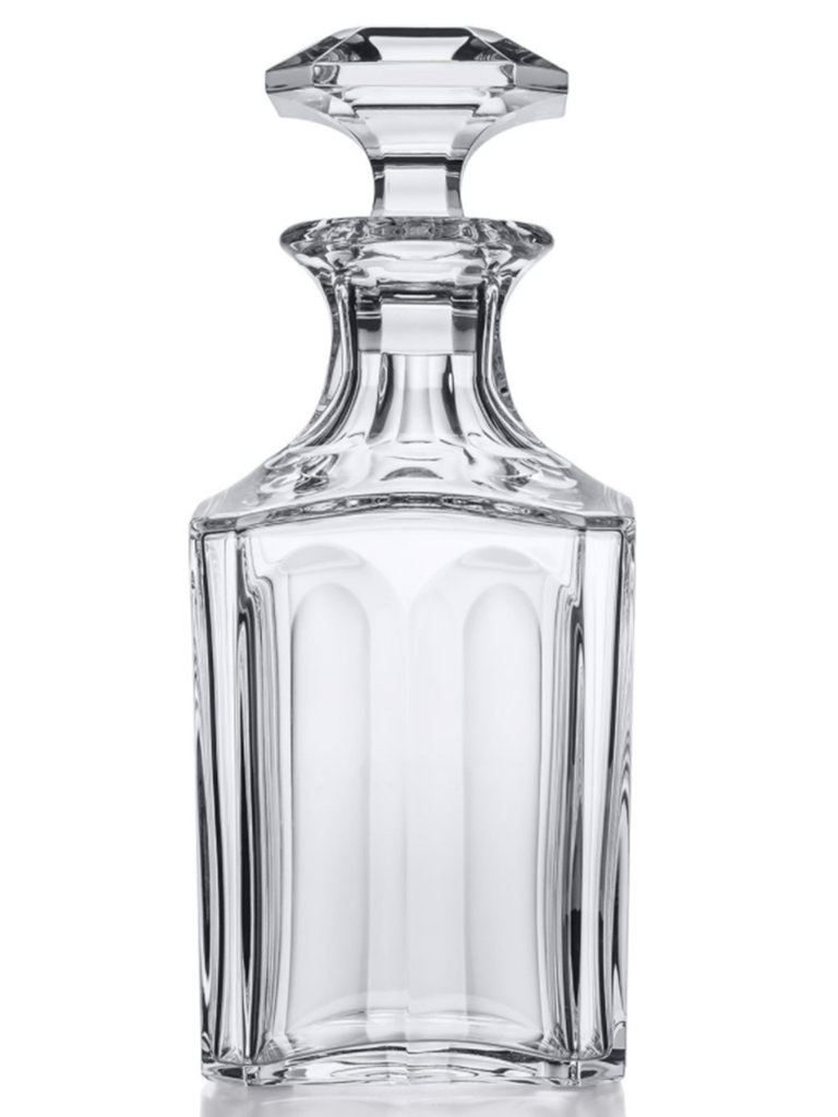 Whiskey decanter crystal anniversary gift